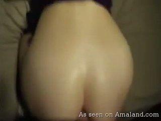 Creampie Anal porno
