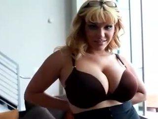 real blondes më shumë, i ri tits e madhe argëtim, real milf