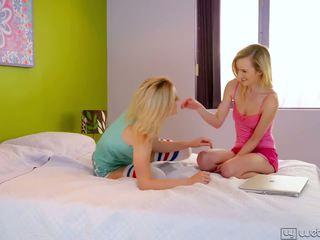 heetste blondjes kanaal, hq tieners neuken, lesbiennes scène