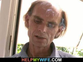 heetste hoorndrager porno, u fuck mijn vrouw, controleren screw my wife porno