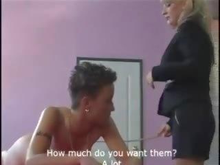 bdsm seks, u russisch mov, spanking klem