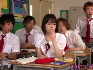 일본의, 청소년, 여배우
