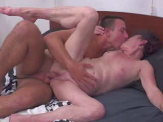 Grandma gets a Visit from Young Boy, Free Porn 4f