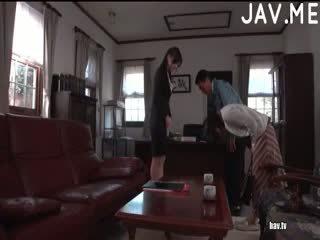 u japanse, meer kindje kijken, cumshot