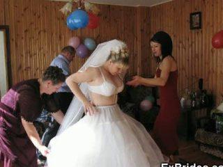 Bruden porr
