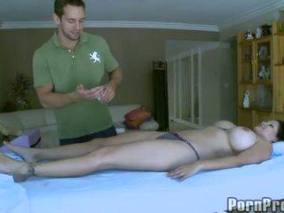 Delightful un seksuālā masāža