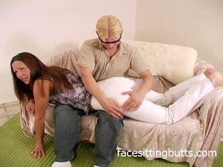 group sex, brunettes, big butts