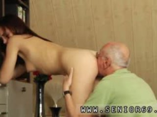 Hot Kissing Old Men And Young Girl Every Piece On The Right