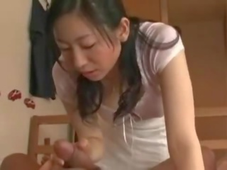 brunette, oral sex, japanese ideal