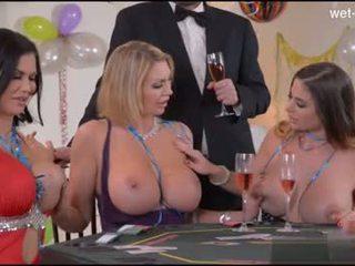 Sexy girlfriend anal crying
