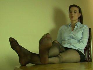 foot fetish tube, free hd porn video, fun nylon scene