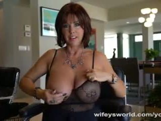 fucking, cougar, cum in mouth