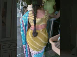 Indien buttock