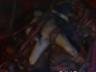 tentacle neuken