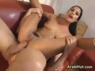 double penetration, blowjob, anal