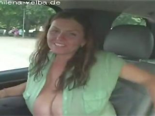 Milena Velba Bound Santa Milf Milk Wet Pussy Big Tits Oil Busty