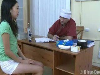 makštis, gydytojas, ligoninė, azijos