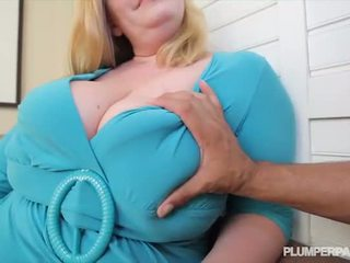 Busty BBW MILF Tiffany Blake Loves Dark Dick - Porn Video 731