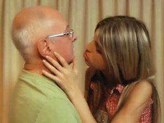 Oude Man porno