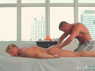 Massage Me Some More - Tyler Saint