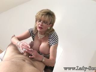 real cougar clip, see big tits, you cumshot