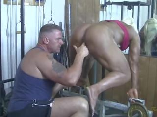 Frauen porn muskel Muskel Frauen