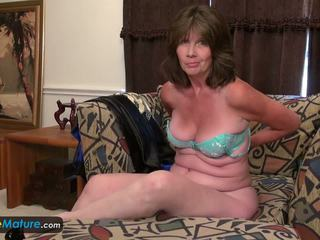 Europemature Jade is Showing up Her Senior Cunt: HD Porn c9