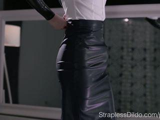 brünette qualität, heiß sex-spielzeug, überprüfen kinky jeder