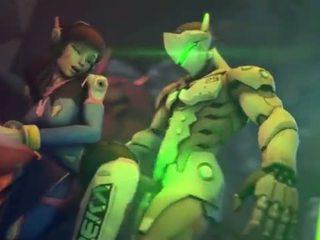 Dva 에 overwatch 있다 섹스