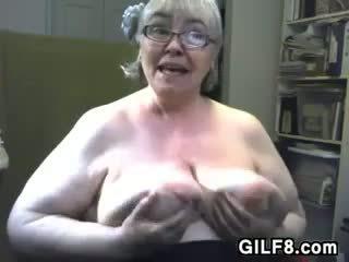 big boobs, webcam mov, new granny