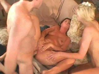 Bridegroom and maid of honor join for some sex