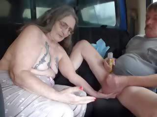 vol grannies, matures, heet handjobs klem