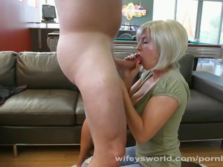cougar, cumshot, mom
