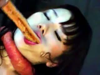 zien japanse, bdsm film, nominale fetisch