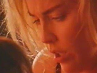 Célébrité - sharon pierre - baise scène à partir de sliver