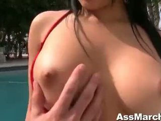 Abella anderson fucked uz the dibens