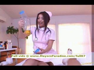 nieuw verpleegkundigen, gratis uniform, verpleegster mov