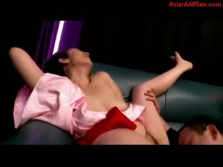 2 mature women in kimonos getting their nipples sucked pussi