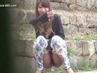 Κινέζικο κορίτσια πηγαίνω να toilet.3