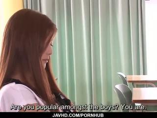 Subtitles - asiatiskapojke tonårs nozomi nishiyama sugande och knull