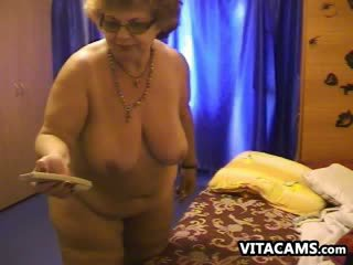 webcam, bbw, oma mov