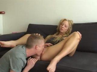 kut likken, kwaliteit cowgirl mov, mooi cock sucking kanaal