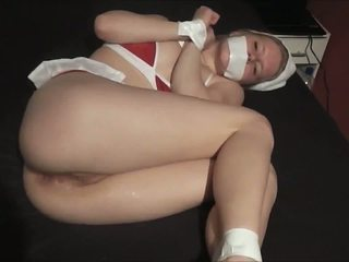 Anni-trinity - Cunt and Face Fucked in Christmas Clothes