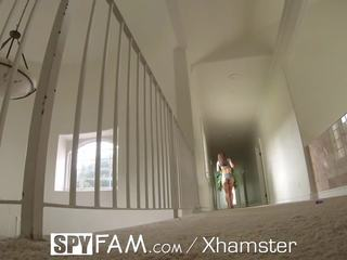 Spyfam Mardi Gras Blackmail for Petite Step Sister: Porn 97