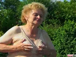 any older, rated granny, rated outdoor action