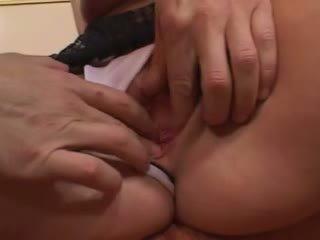 brunette video-, groepsseks tube, beste cock sucking