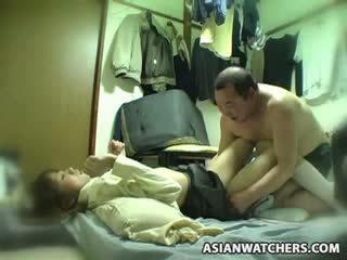 alle japanse scène, echt amateur video-, zien hardcore vid