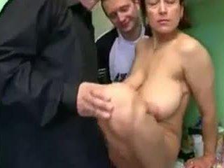 gratis matures, echt gangbang porno, plezier russisch