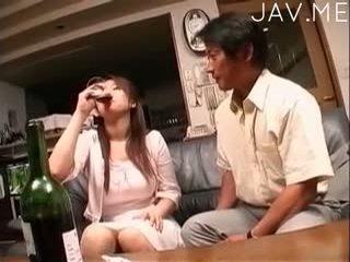 japonijos, blowjob, laižymas