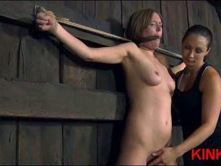 echt seks klem, bdsm video-, mooi overheersing porno